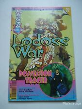 Magazine Manga Collector Lodoss War N°1 [ Version Française ]