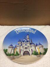 Walt Disney Disneyland Plate