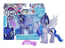 My Little Pony Princess Luna Glitter Celebration Translucent Pony New in Box