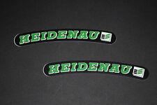 *13 Heidenau Aufkleber Sticker Decal Autocollant Bapperl Reifen Tire Pneu Rad ru