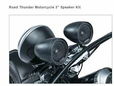 "KURYAKYN UNIVERSAL SPORTS BIKE Road Thunder Motorcycle 3"" Speaker Kit"