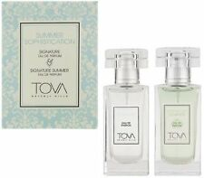 Tova Signature Perfume Signature Summer Duo Set - 2 Perfume Set -Brand New Boxed