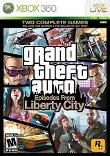 Grand Theft Auto: Episodes From Liberty City - Xbox 360 Game