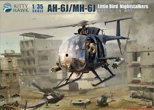 Kitty Hawk KH50003 1/35 AH-6J/MH-6J Little Bird Nightstalkers