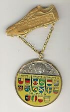 medaille - world cup 1974 coupe du monde 1974