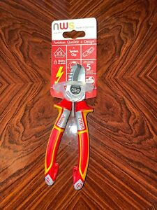 NWS VDE Cable Cutters - 160MM - N043-49-VDE-160