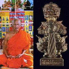Thao Wessuwan Giant Kuvera Mini Statue LP KEE Thai Amulet Pendant Lucky Protect