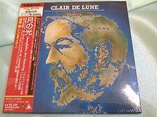 Rare Sealed Japan Classical CD : Clair De Lune ~ Tomita ~ Snowflakes Are Dancing