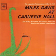 MILES DAVIS – AT CARNEGIE HALL - THE COMPLETE CONCERT (1998 JAZZ 2-CD REISSUE)