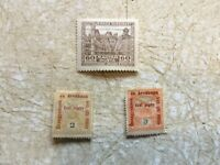 RARE STAMPS HUGARY WAR CHARITY 1815-1916 & 1920 60 FILLER Lot