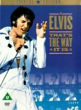 Elvis Presley DVD That's The Way It Is Special Edition