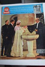 POINT DE VUE N° 1004 GUILLAUME-ALEXANDRE D'ORANGE NASSAU FARAH DIBA (V) 1967