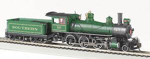 Gauge H0 - Steam Locomotive 4-6-0 Southern Railway DCC with Sound 51403 Neu