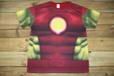 Marvel Comics Iron Man Armor Costume T-Shirt XL Tony Stark Avengers
