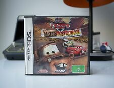 CARS MATER-NATIONAL CHAMPIONSHIP | NINTENDO DS | COMPLETE | FREE POST
