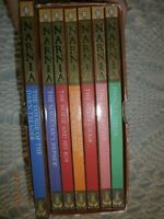 The Chronicles Of Narnia By C S lewis Box set x 7 paperback books