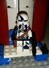 Lego Star Wars Airborne Commando 501st Legion Commander Custom Figure