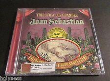 JUAN SEBASTIAN / TRIBUTO A LOS GRANDES / CD / N MINT