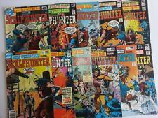 Weird Western Tales Scalphunters 55,58,59,61,62,64,66,67,68,69,70 DC Comics