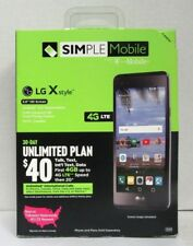SIMPLE MOBILE LG X STYLE SMARTPHONE