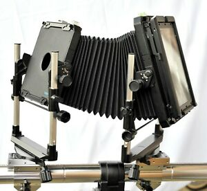 Toyo 57G 5x7 13x18 monorail, large format camera