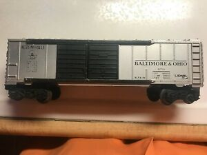 Lionel 9701 Baltimore & Ohio Box Car