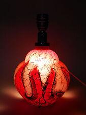 WMF Ikora Glas Lampe ° Tischlampe ° art deco glass lamp ° (5)