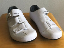 shimano rp5 Dynalast Women's 5.5 White Cycling Shoes