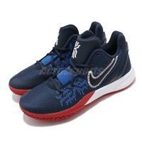 Nike Kyrie Flytrap II EP 2 Irving Navy Red White Men Basketball Shoes AO4438-401