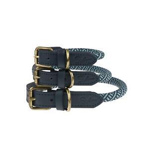 Sophie Allport Teal Rope Collar