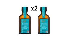 Moroccanoil Treatment Original 25 ml Travel size x 2 pcs 25ml each