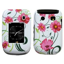 Lovely Flower Hard Case Cover for BlackBerry Style 9670