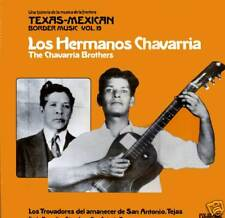 Tex-Mex Border Music Vol.19 SEALED LP Chavarria Bros.
