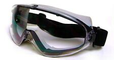 10 x Galactic Deluxe Safety Goggles - Wide Vision - Anti Scratch & Anti Mist