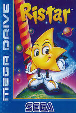 ## SEGA Mega Drive - Ristar (nur das Modul, ohne OVP / unboxed) ##