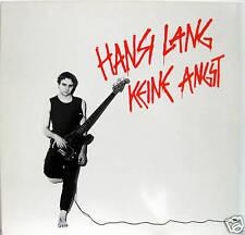 LP / HANSI LANG- Keine Angst  / AUSTRIA / SCHALLTER / RARITÄT / 1982 /