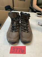 Mens Wenger Swiss Brown Waterproof Hiking Boots Size 9