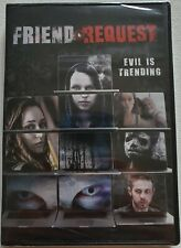 NEW SEALED FRIEND REQUEST DVD 1 DISC SET FREE WORLDWIDE SHIPPING