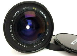 Canon Af Soligor Mc Zoom 19-35mm f3, 5-4, 5 9624543 Digital Full Format jy025