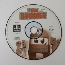Team Buddies - Sony PlayStation 1, 2000 PS1 - DISC ONLY PAL VERSION