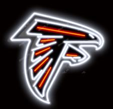 "New Atlanta Falcons Light Neon Sign 24"" with Hd Vivid Printing Technology"