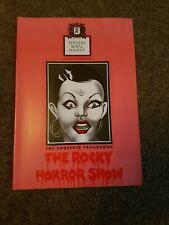 THE ROCKY HORROR SHOW Theatre Royal Hanley 1988 Original Souvenir Programme