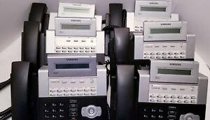 Samsung Officeserv DS-5014D Digital Office Phone w/Handset