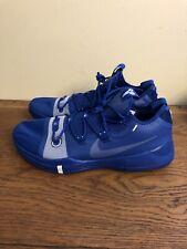 Nike Kobe Bryant AD Exodus TB Basketball Shoes AT3874 403 ROYAL Blue Men SIZE 16