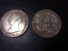 Replica Moneda 20 Reales 1809 José Napoleón