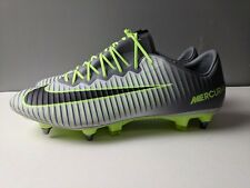 Brand New Nike Mercurial Vapor XI 11 SG Pro Soccer Cleats Ghost Green Size 13