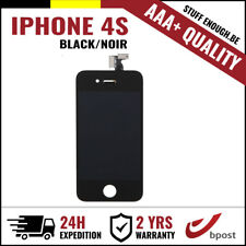 AAA+ LCD TOUCH SCREEN VITRE TACTILE SCREEN/SCHERM/ECRAN BLACK NOIR FOR IPHONE 4S