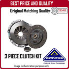 CK9061 NATIONAL 3 PIECE CLUTCH KIT FOR OPEL ASCONA C