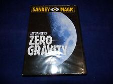 Jay Sankey's Zero Gravity With Gimmick Dvd