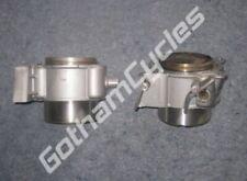 Ducati 848 Engine Motor Front Rear Cylinders & PIstons w/ Rings Jugs